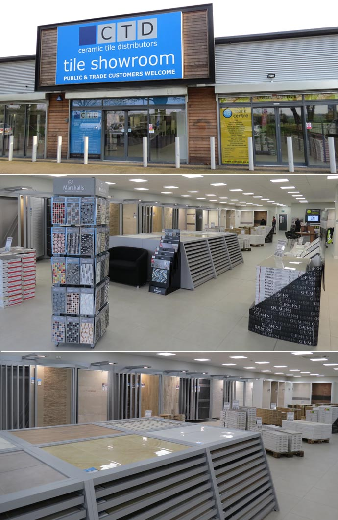 St Albans Tile Showroom