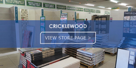 View Cricklewood tile store page