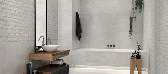 Polsden All Wall Tiles by GEMINI from CTD Tiles