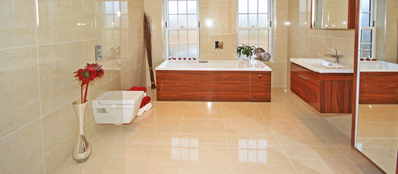 Eagle Cream Floor Tiles by GEMINI from CTD Tiles
