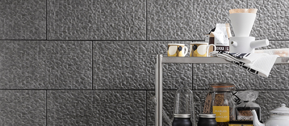 Barrington Decorative Kitchen Tiles by GEMINI from CTD Tiles