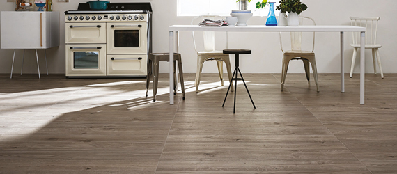 Treverkever Modern Kitchen Tiles by GEMINI from CTD Tiles