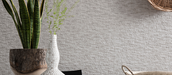 Knole Textured Wall Tiles by GEMINI from CTD Tiles