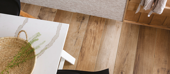 Wood Effect Kitchen Tiles by GEMINI from CTD Tiles