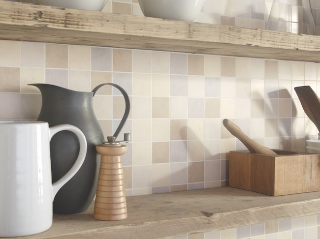 Natural Beauty kitchen wall tiles