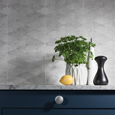 Picture of Rock textured wall tiles