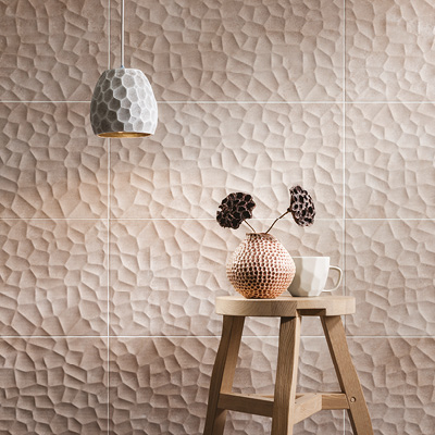 Picture of Handcrafted textured wall tiles