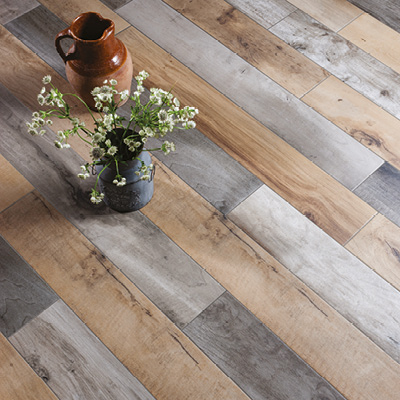 Picture of Wood floor tiles