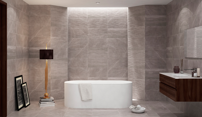 Creative Travertine Effect Tiles  EBay
