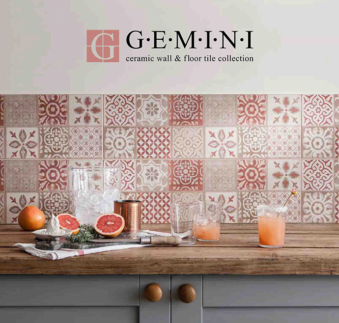 The Frame Collection from Gemini Tiles