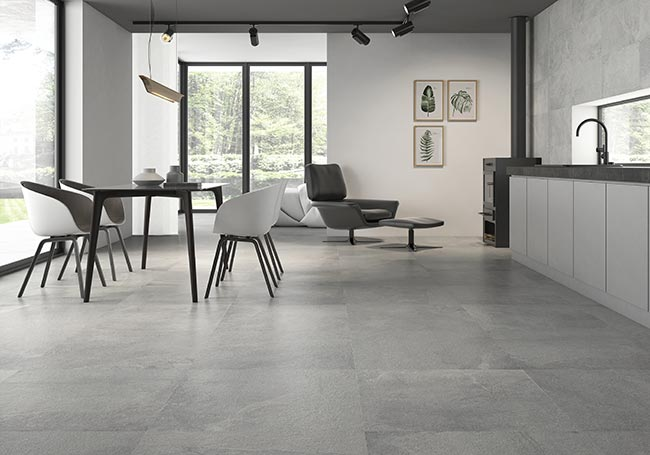 Grey Kitchen Floor Tiles A Guide To Tiling Your Kitchen Floor Grey