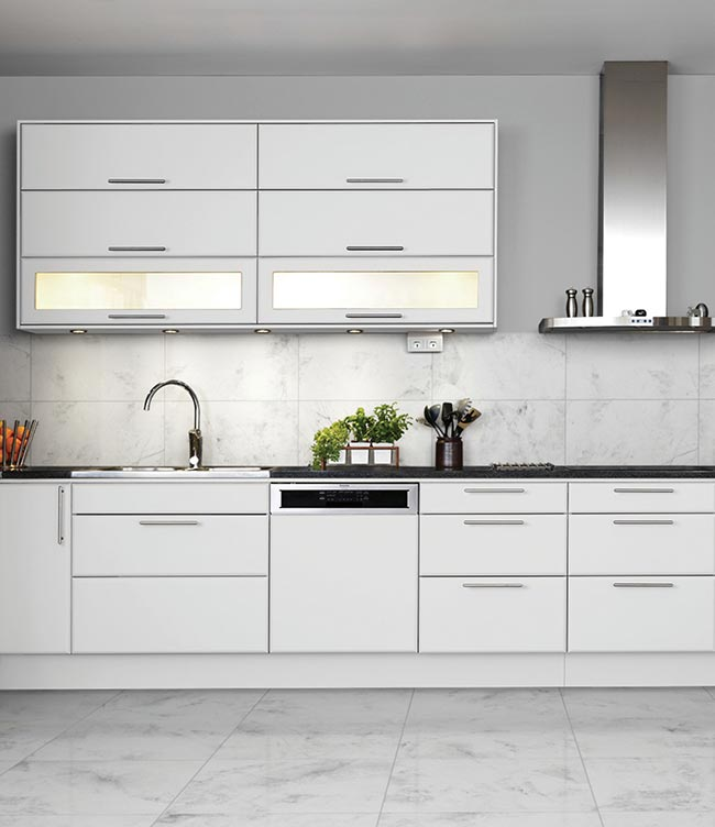 Grey Kitchen Marble: A Guide To Tiling Your Kitchen