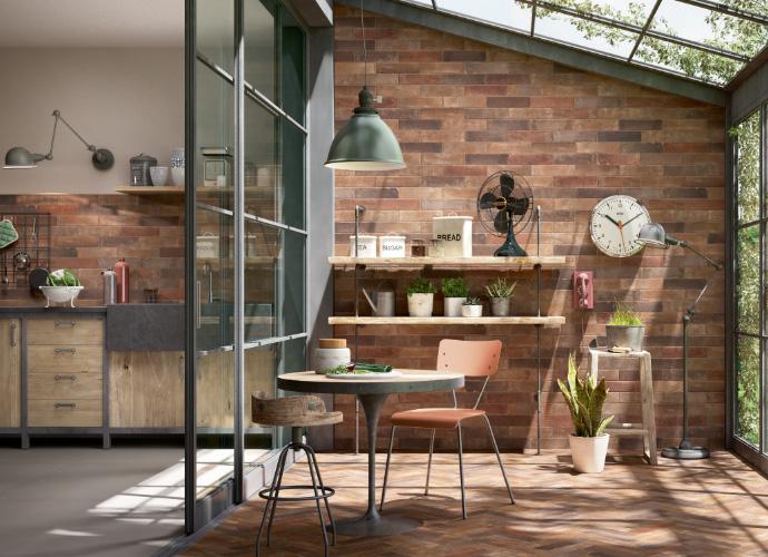 Brick Tiles 4 Ways To Style Our New Terramix Brick Effect Tiles