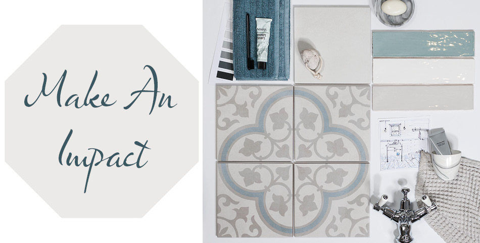 Make an impact with traditional tiles from Gemini
