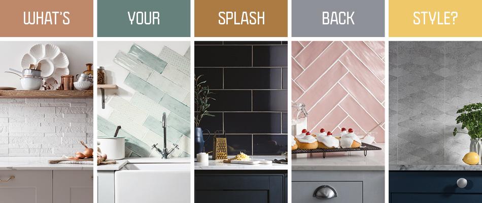 Kitchen Splashback Tiles 5 Most Wanted Brick Effect Kitchen Splashbacks