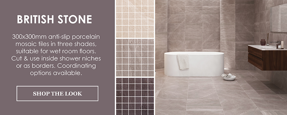 Click to shop British Stone anti-slip tiles by GEMINI
