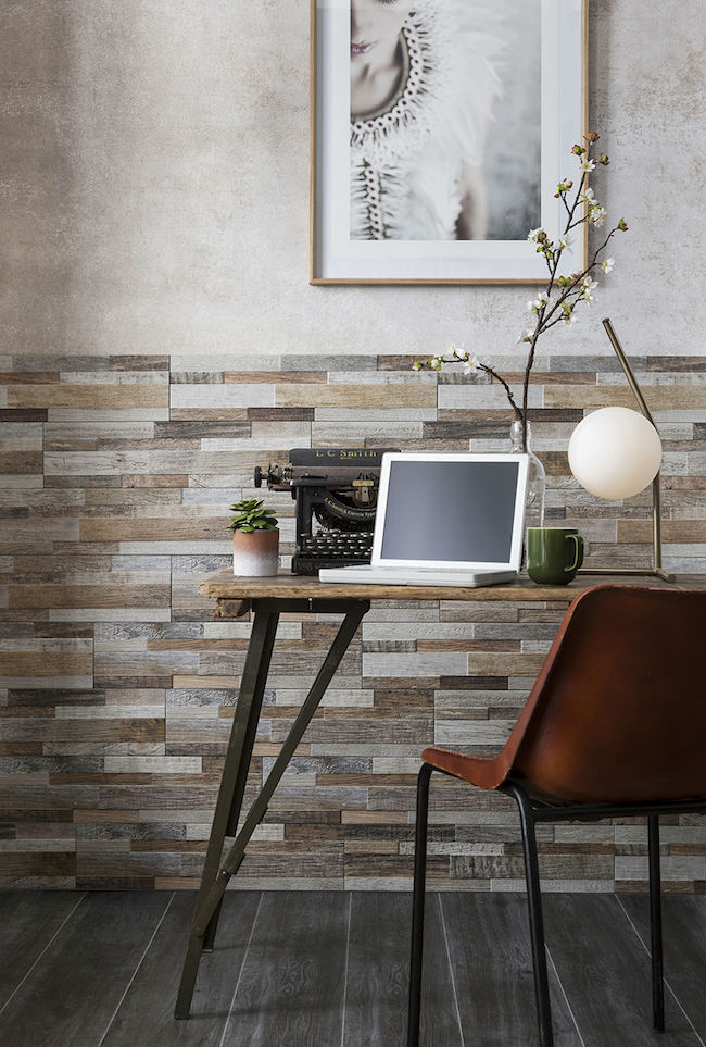 Inwood study or office tiles