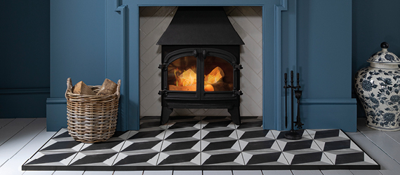 Fireplace Tiles Fire Surround, Are Ceramic Tiles Suitable For Fireplaces