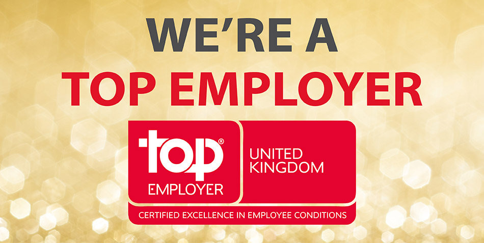 CTD is a top employer!