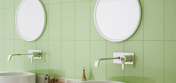 Elegant Colorful Grout Is A Thing And Its Ahmazing  Brit  Co