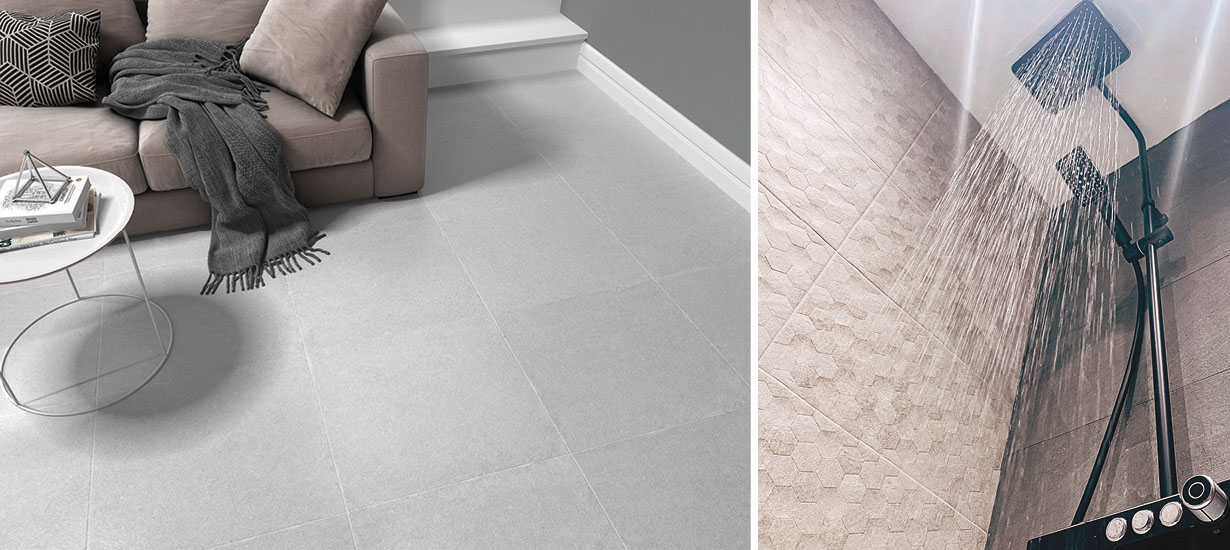 Geometric Trends with Gemini's Buxy Tile Collection