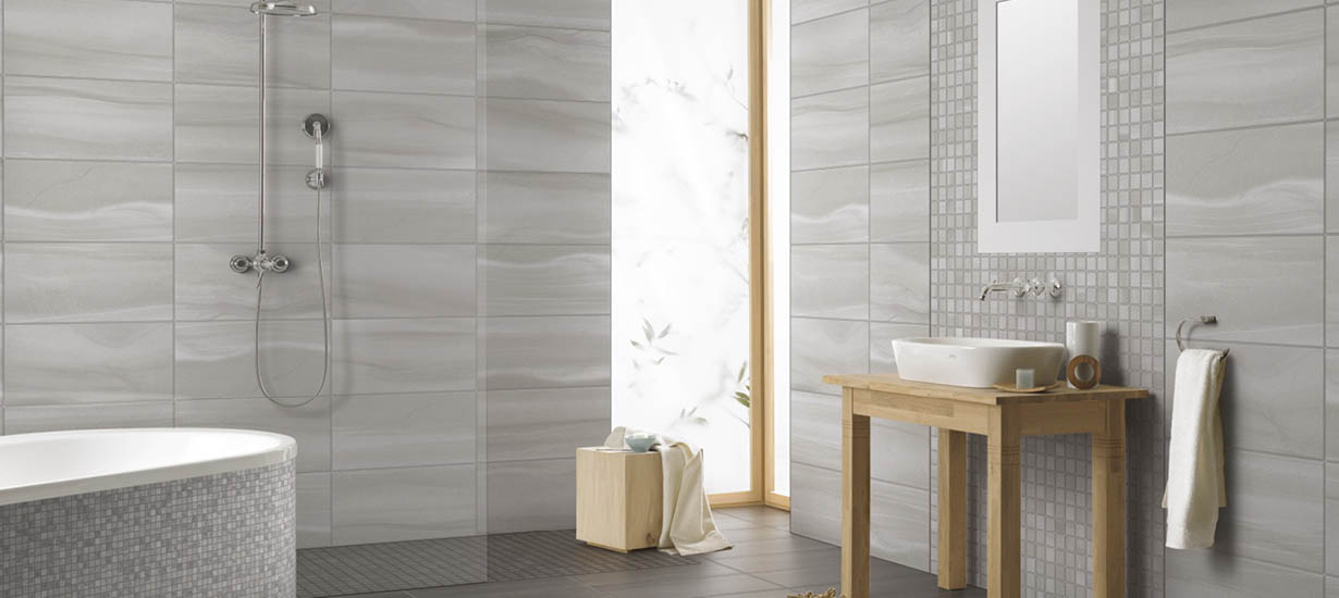 Linear Wall and Floor Tiles