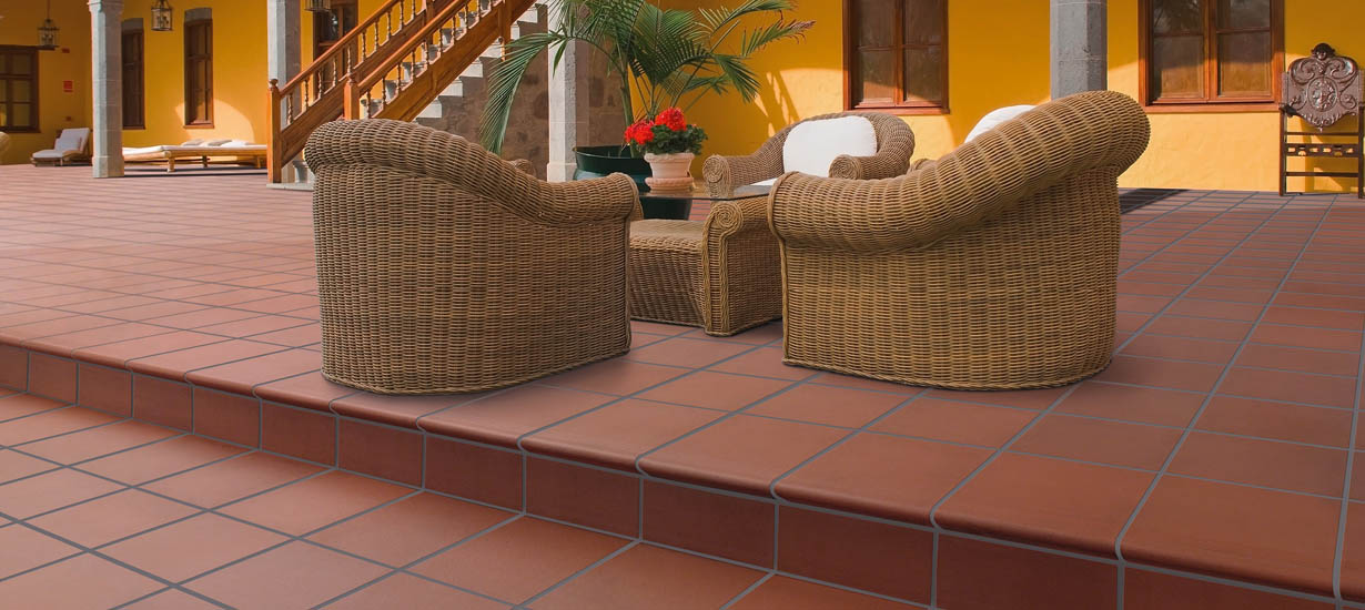 Quarry Indoor and Outdoor Tiles