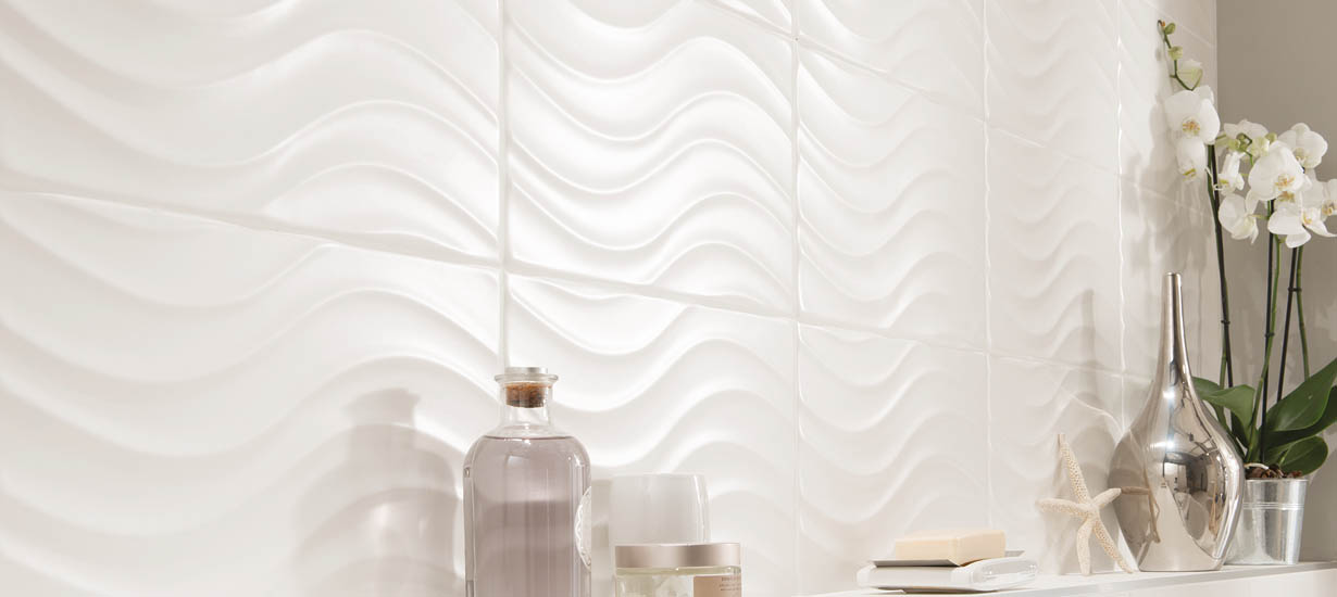 Streamline Wall Tiles by Gemini