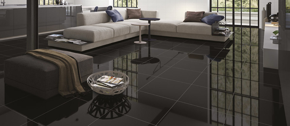 Super Polished Tiles from Gemini