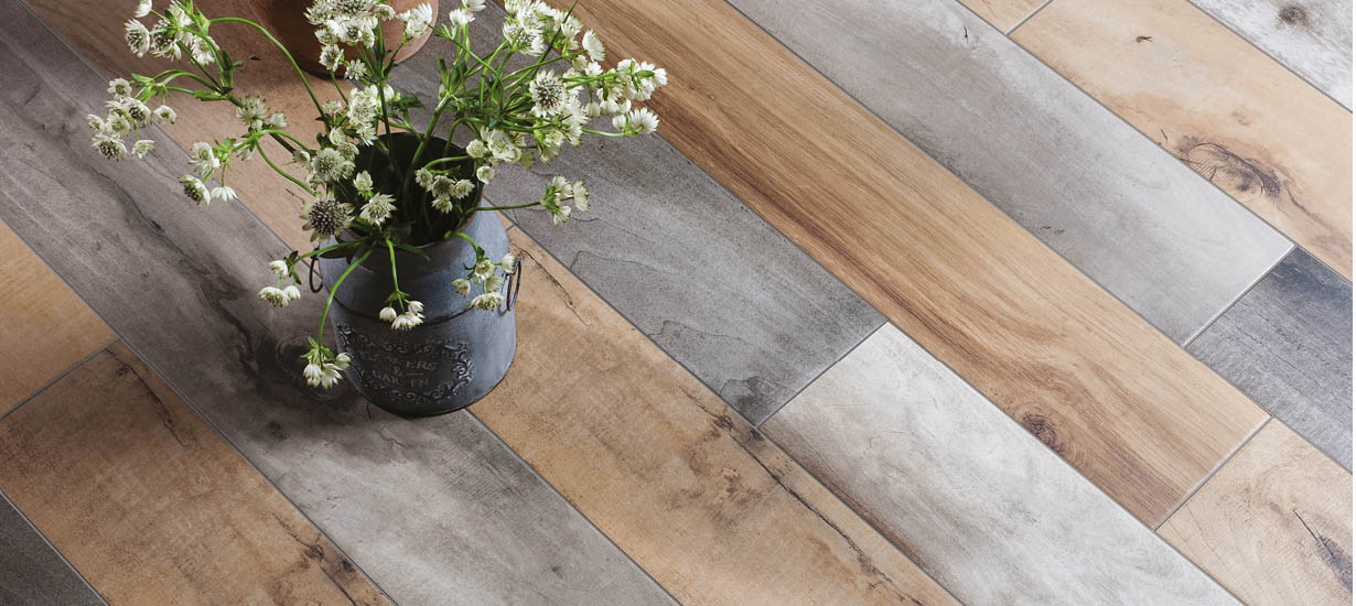 The Wood Tile Collection by Gemini
