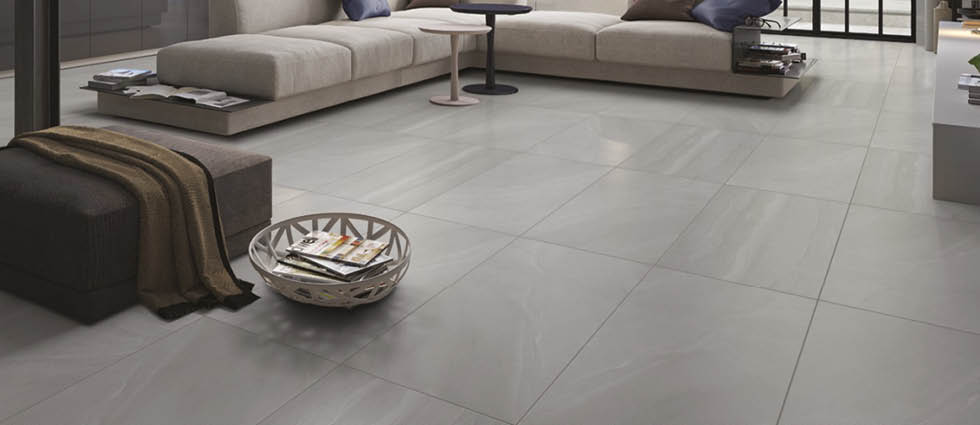British Stone Living Room Floor Tiles