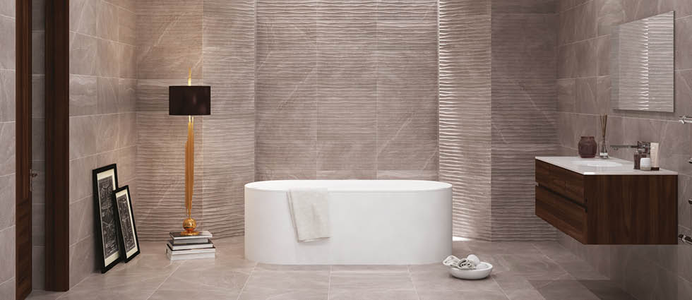 British Stone Tiles for Bathrooms | CTD Tiles