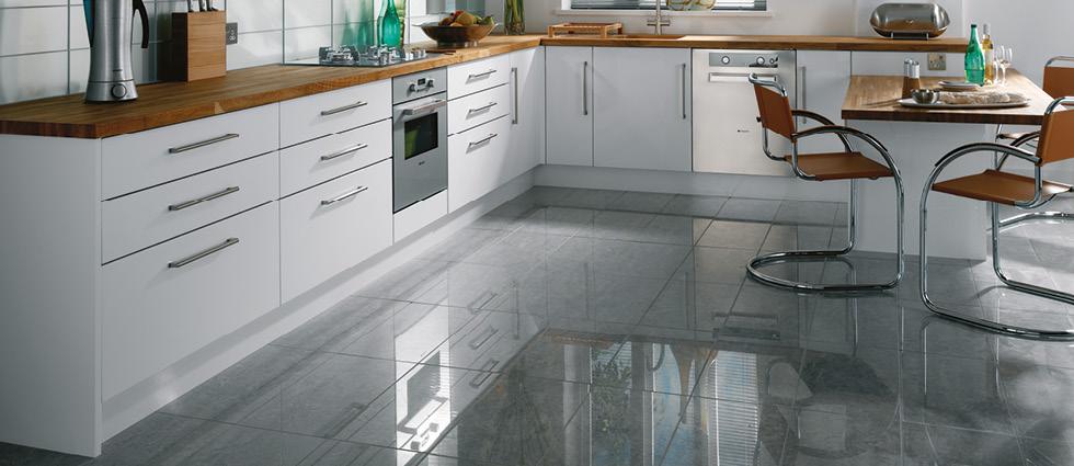 Eagle Polished Kitchen Tiles From CTD Tiles