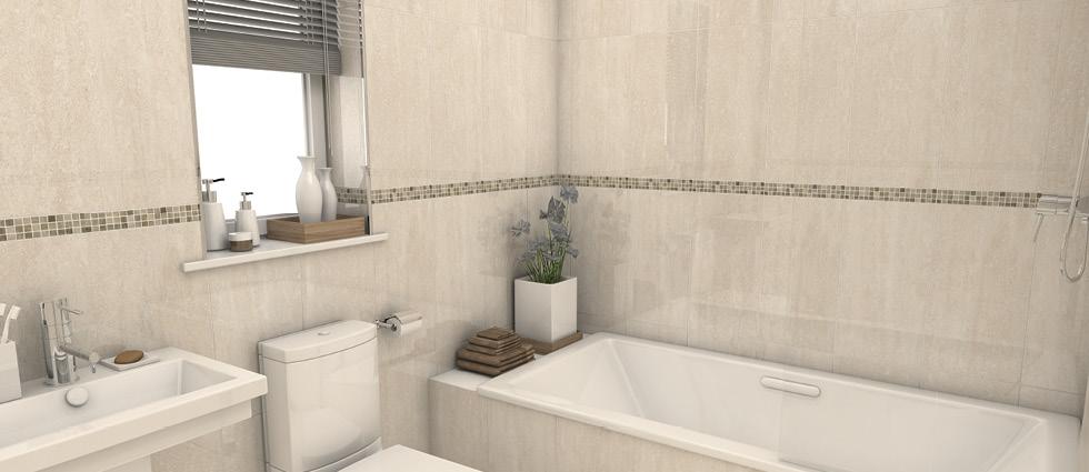 Edinburgh Wall Tiles | Exclusive Wall Tiles from GEMINI