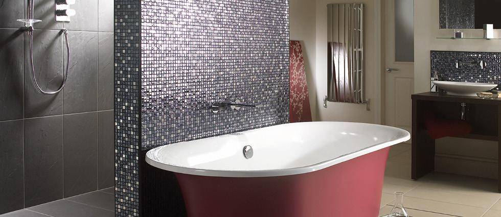 mosaic bathroom tiles. Gemini Mosaic Bathroom Tiles