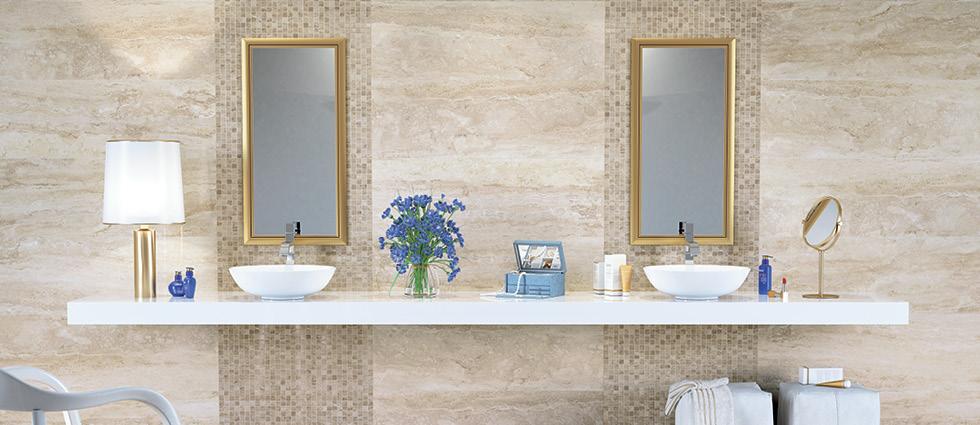 Natura Wall Tiles Natural stone effect tile range