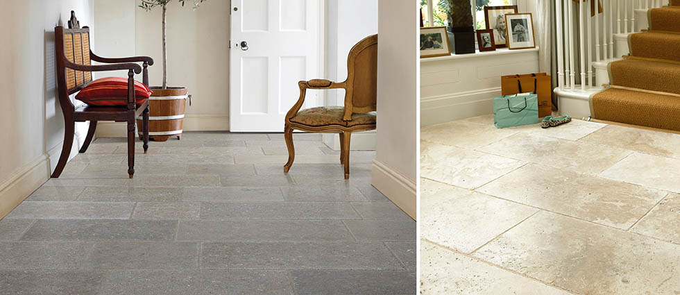 Natural Stone Floor Tiles   Limestone & Travertine Tiles