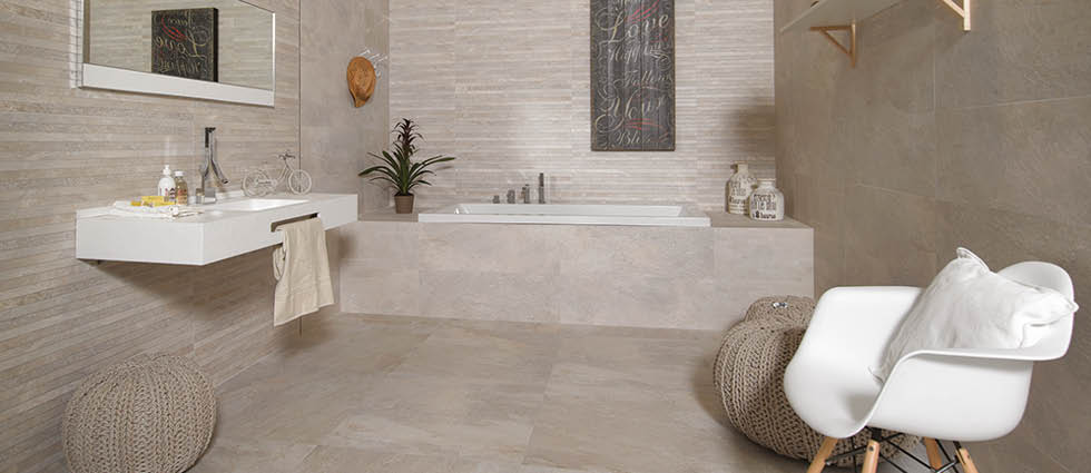 ceramic tile bathrooms. Beautiful Tile Nature On Ceramic Tile Bathrooms