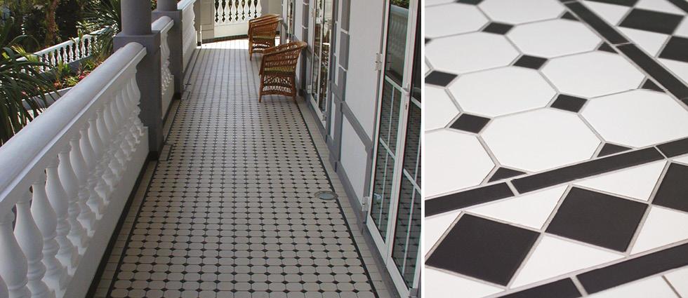 Victorian Floor Tiles By Gemini Tiles