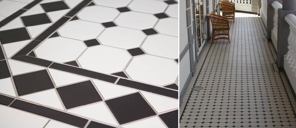 Victorian Traditional Tiles Bathroom Floor Tiles Ctd Tiles