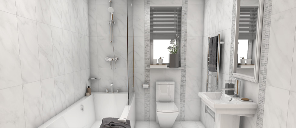 Worcester Wall Tiles Grey Marble Wall Tiles