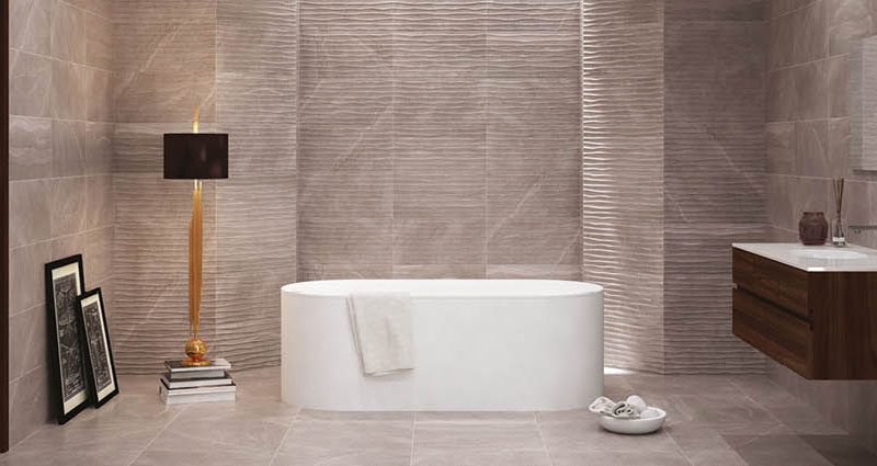 British Stone Bathroom Tiles