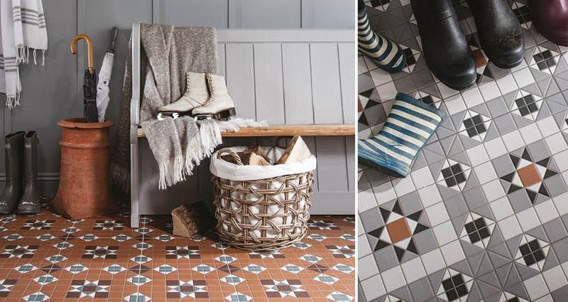 Victorian Heritage Floor Tiles