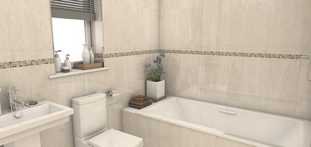 Bathroom Tiles Johnson johnson tiles - edinburgh | travertine effect tiles | wall tiles uk