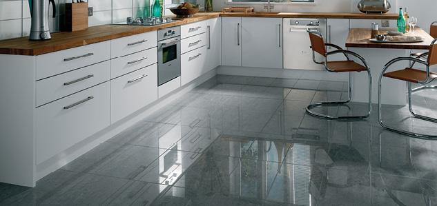 Large Format Floor Tiles Polished Porcelain Floor Tile