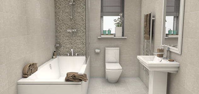 york concrete effect tiles | fossil, stone & marble