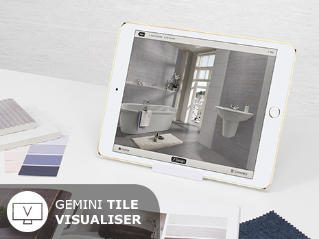 Design tools the gemini tile visualiser allows you to view our exclusive gemini ceramic wall and floor tile collection in various rooms you have the option to try out malvernweather