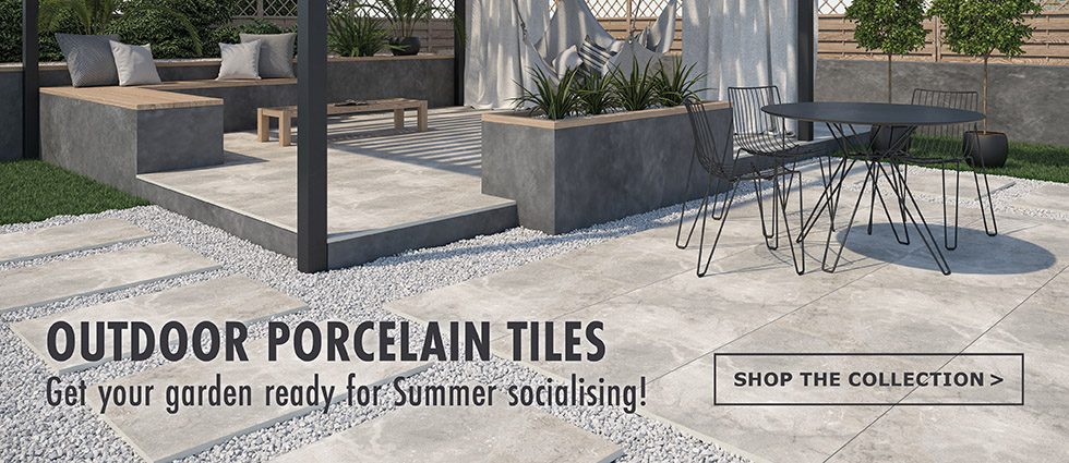 Outdoor Tiles Now Available
