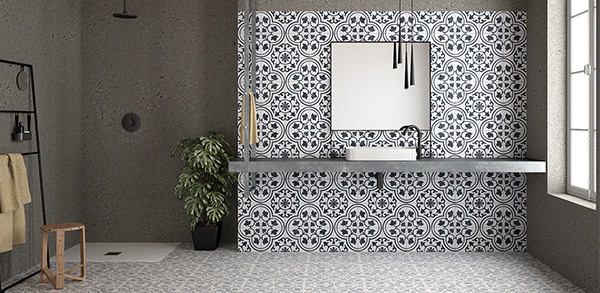 Patterned Tile Ideas For The Home