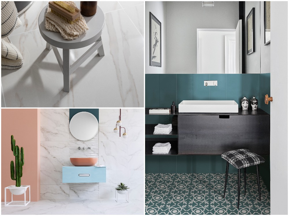 Contemporary and On Trend Floor Tiles